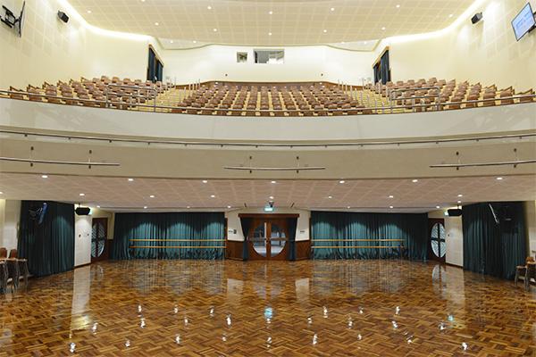 Audio & Stage Lighting System for Auditorium