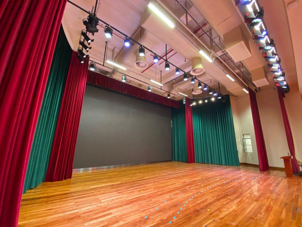 FuLuen 9F Hall