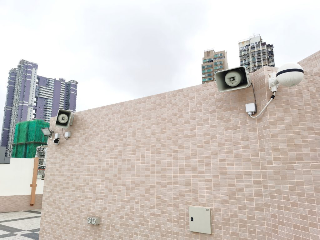 RF CCTV AP PA2